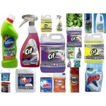 Cif, Domestos - Business Solutions.